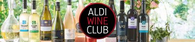 Aldi seeking shoppers to join its wine club