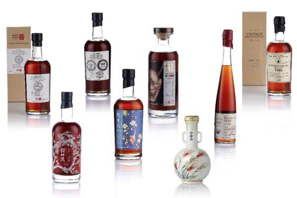 Bonhams to hold a Karuizawa whisky auction
