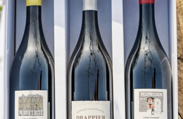 Champagne Drappier launches still wines, including organic Pinot Gris