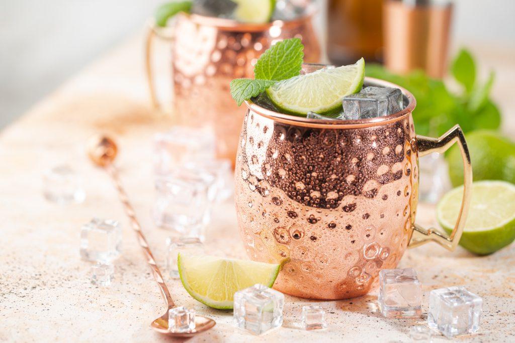 best drinks: Moscow Mule