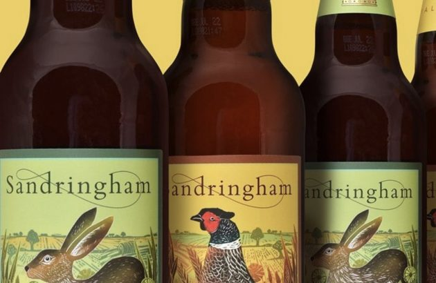 The Queen has just launched her own beer using plants from Sandringham Estate