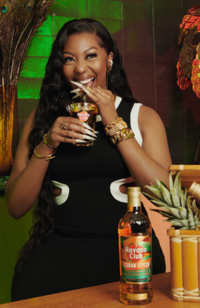 Havana Club partners with rap queen Ms Banks to celebrate Cuban Spiced launch