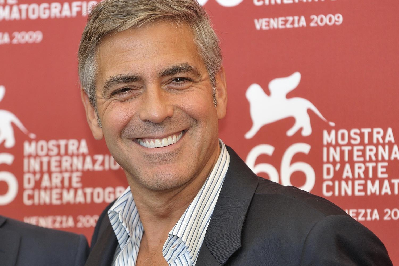 George Clooney: celebrity wine Provence