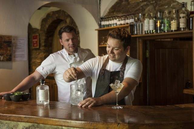 Tommy and James Banks: Ten drinks brands created by chefs