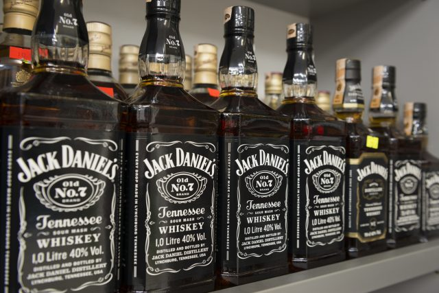 Jack Daniels: death row meals