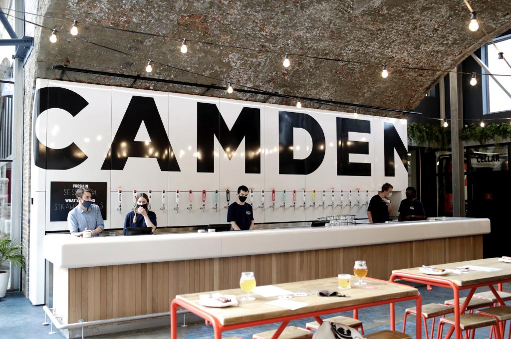 Camden Town Beer Hall