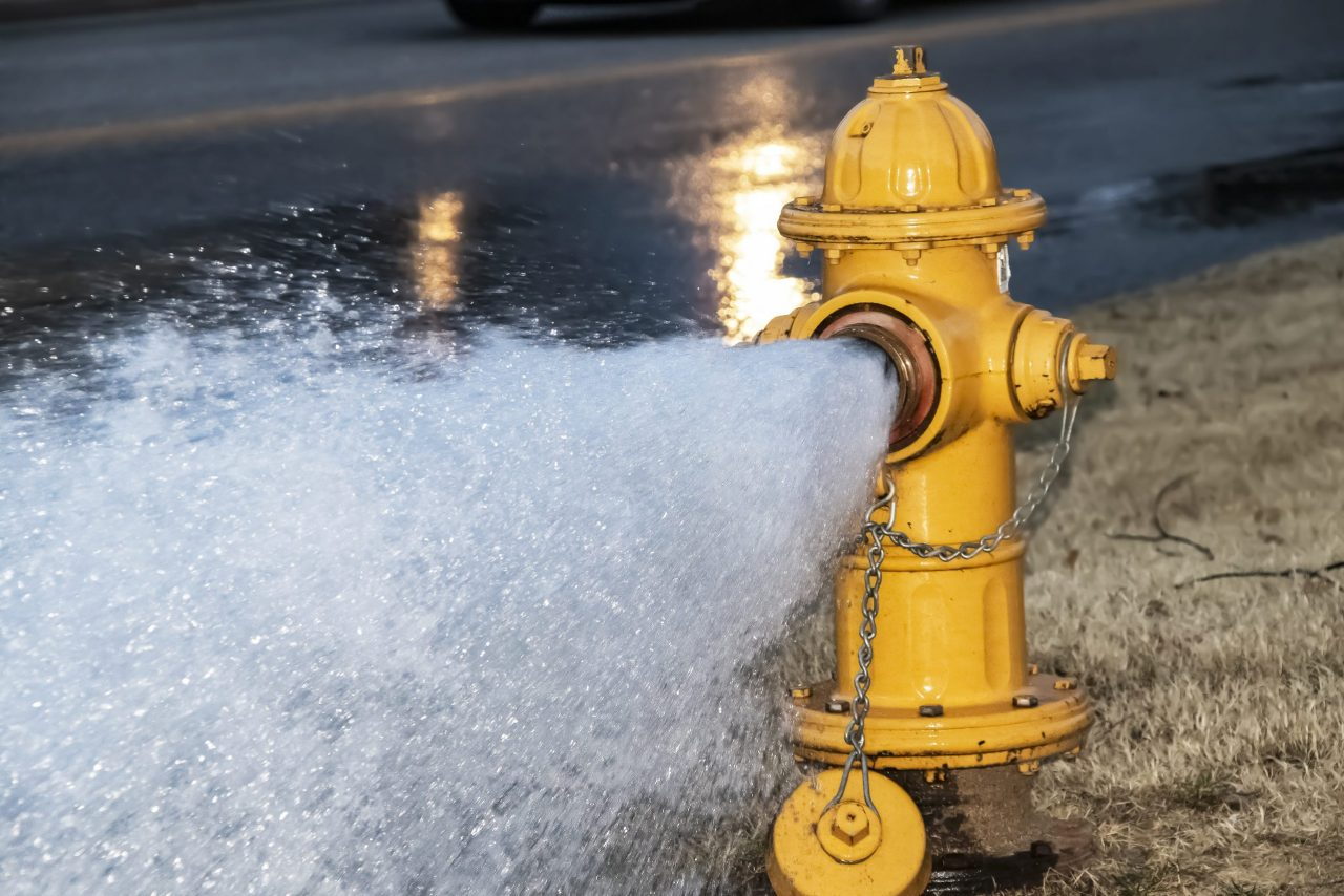 Extreme drought in California prompting water theft