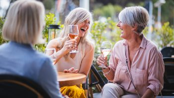 Light-to-moderate drinking can lower heart attack risk, study says
