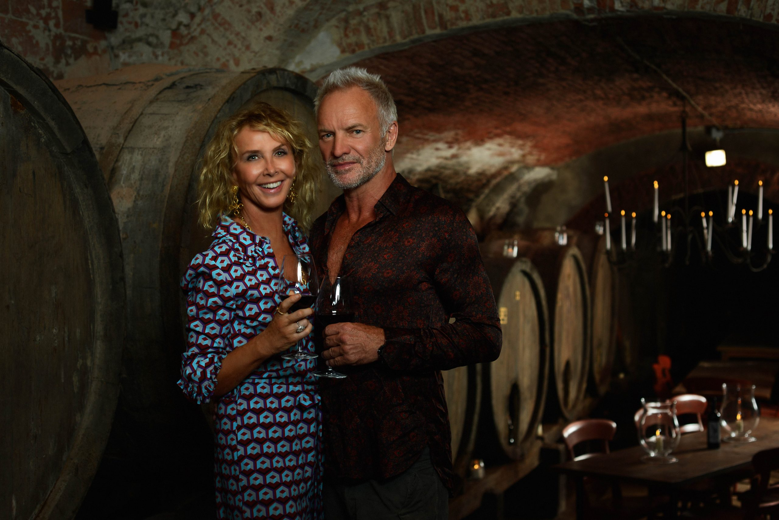 Sting claims he was tricked into buying an Italian vineyard