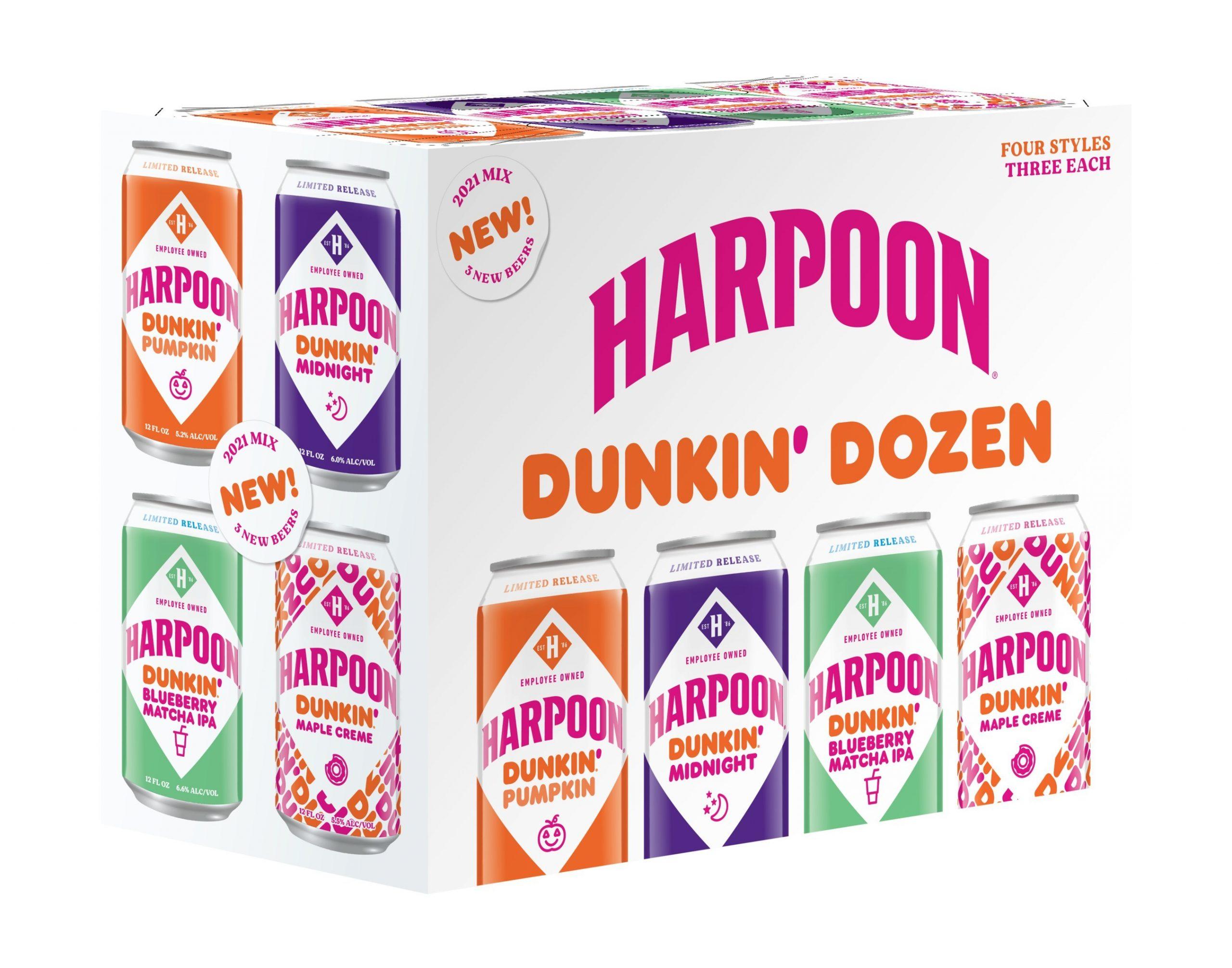 Dunkin\' beers