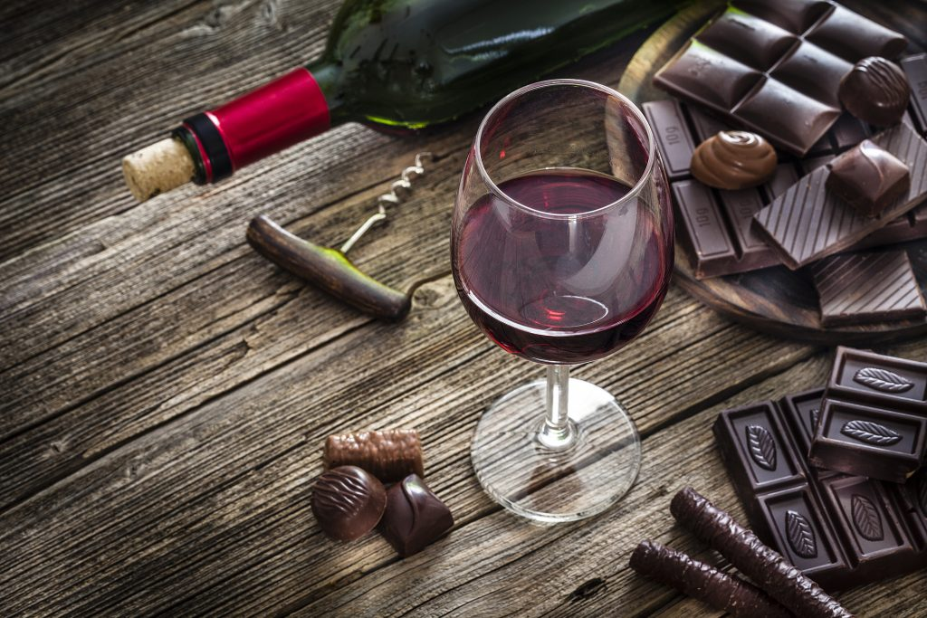 wine consumption heart health