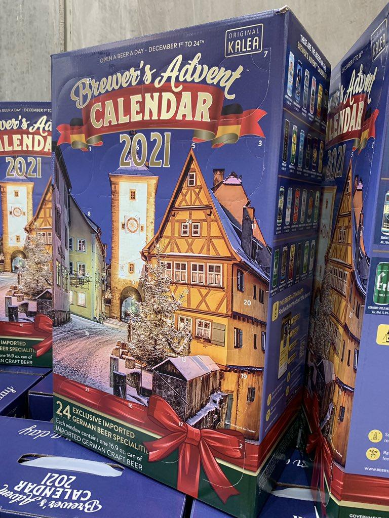 Costco's beer advent calendar