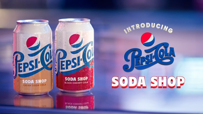 PepsiCo soda shop cans: PepsiCo teams up with singer Doja Cat on new Grease-inspired ad campaign