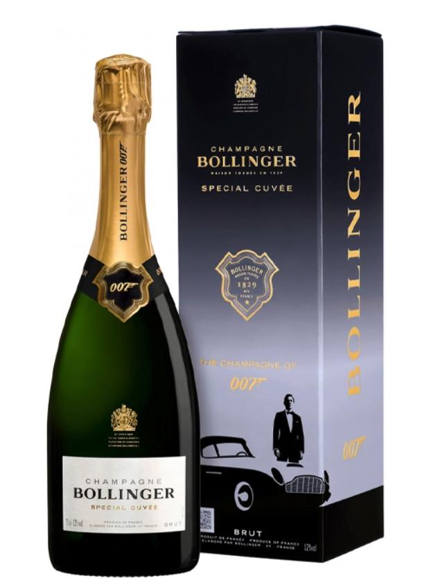 Bollinger 007 Champagne