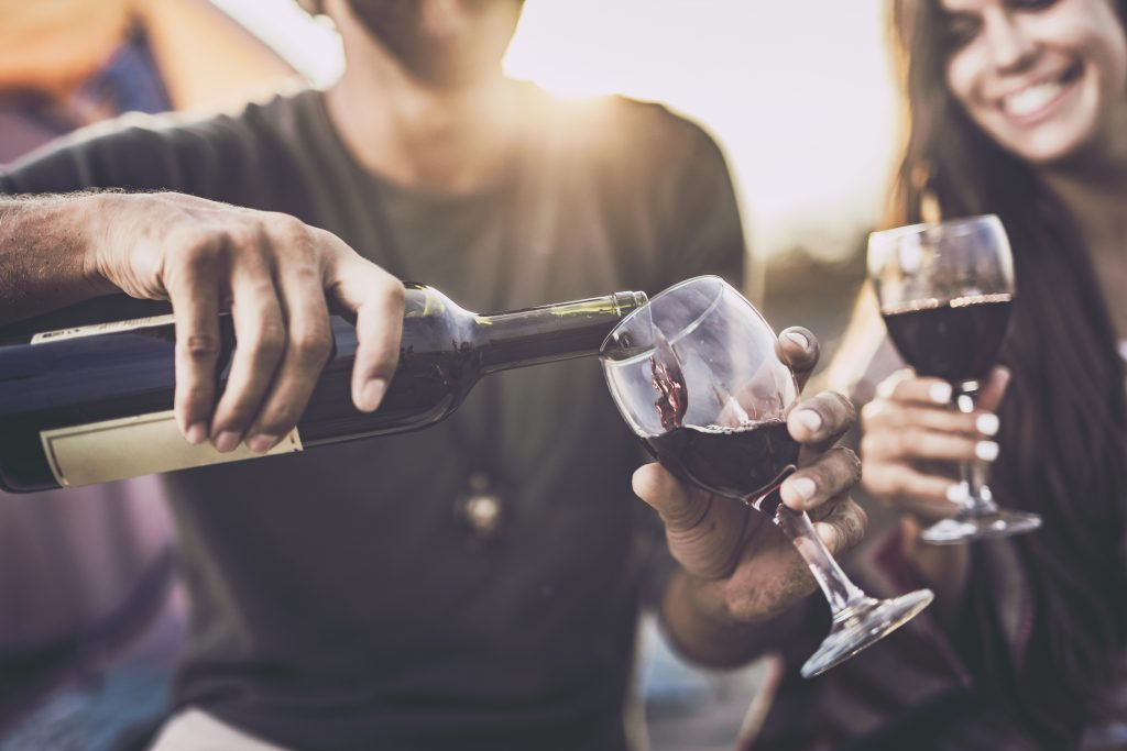 brits consume more wine per capita than US