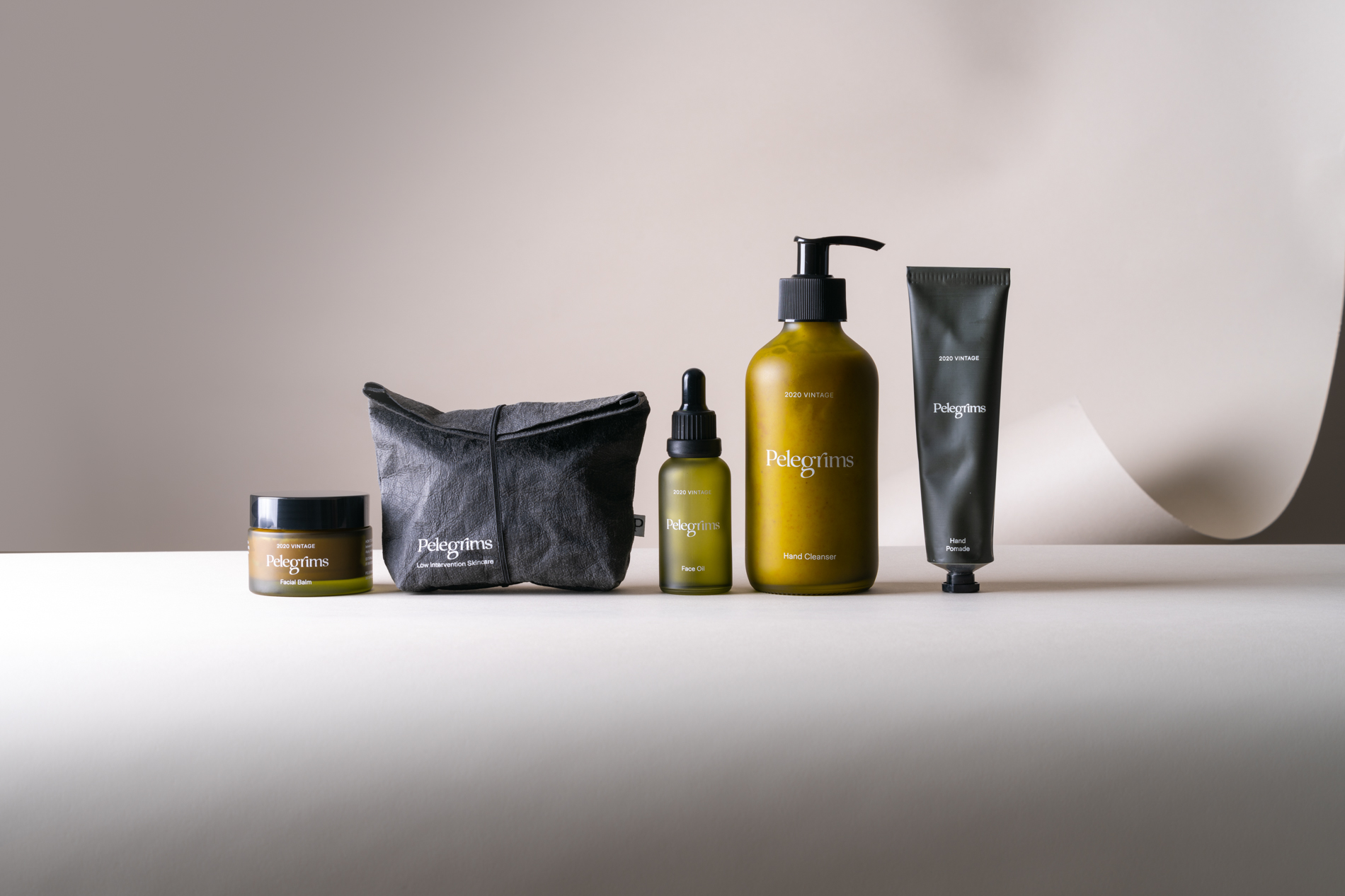 Skincare brand Pelegrims uses wine waste to create sustainable beauty products