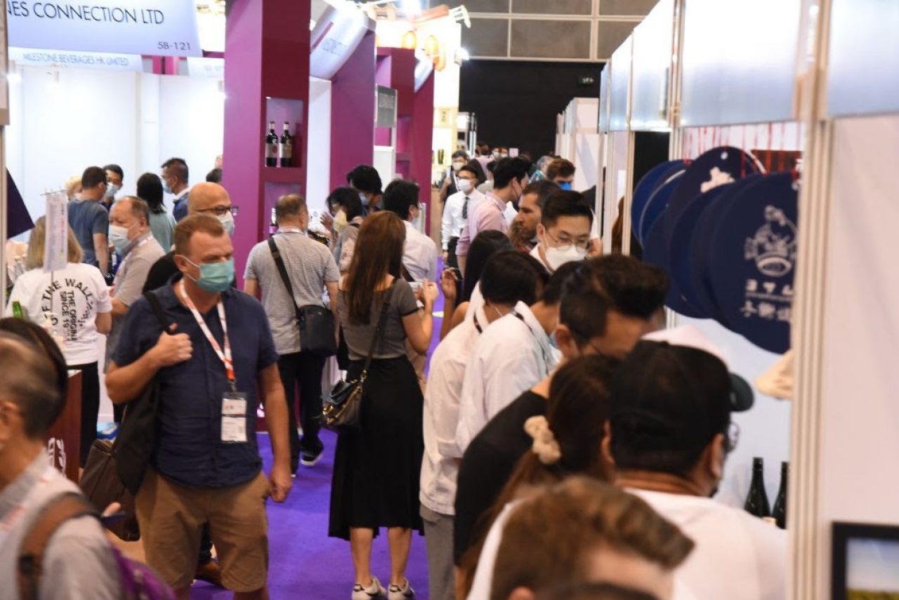 ProWine Hong Kong 2021 hailed a success