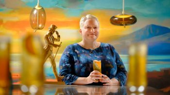 First female master blender for Johnnie Walker Scotch whisky in over two centuries