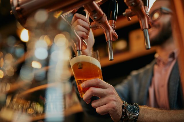 Guinness World Record pub crawl