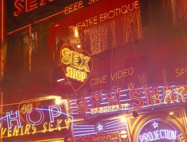 sex shop cocktail bar