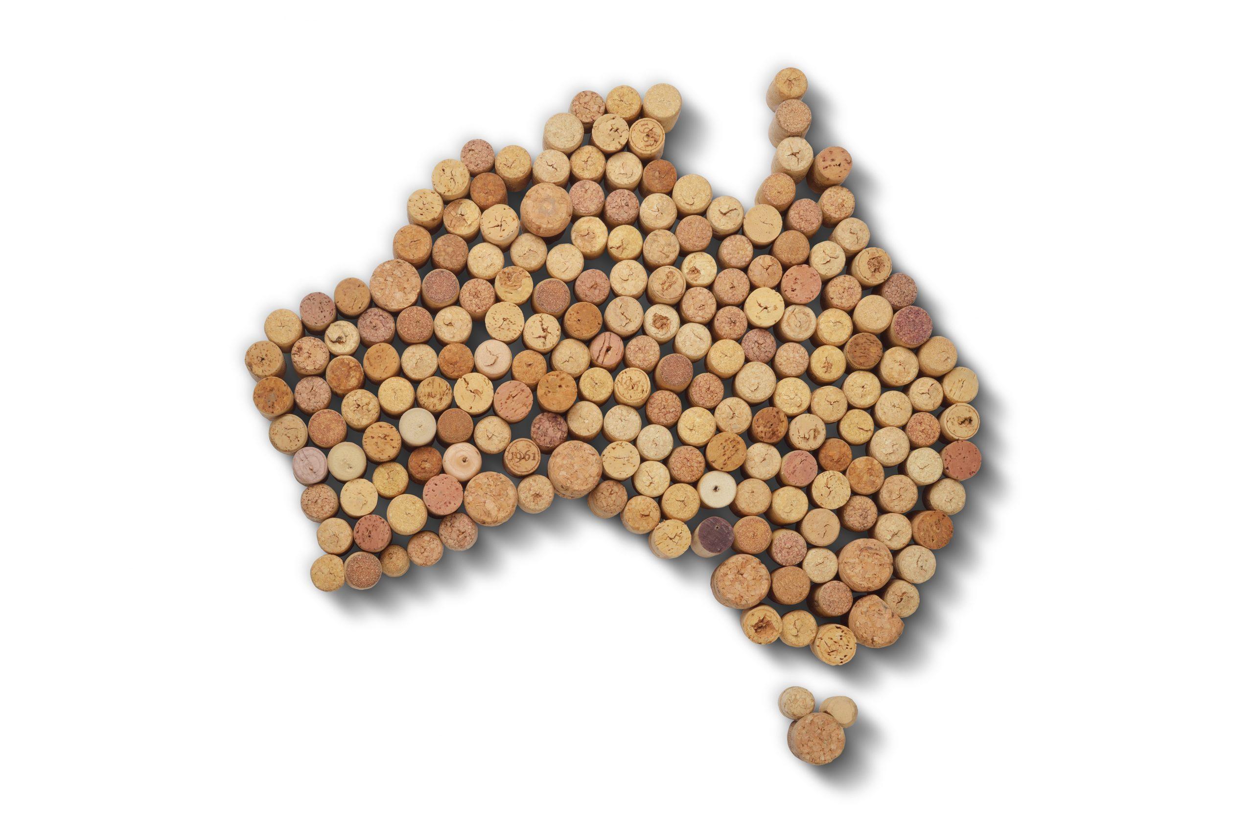 australia in corks: wine australia showcases range of australian shiraz