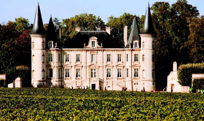 Super second: Chateau Pichon Baron