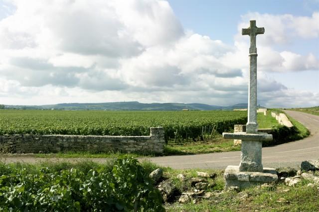 Meursault - one of Burgundy's many villages