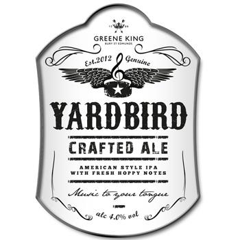 Yardbird ale