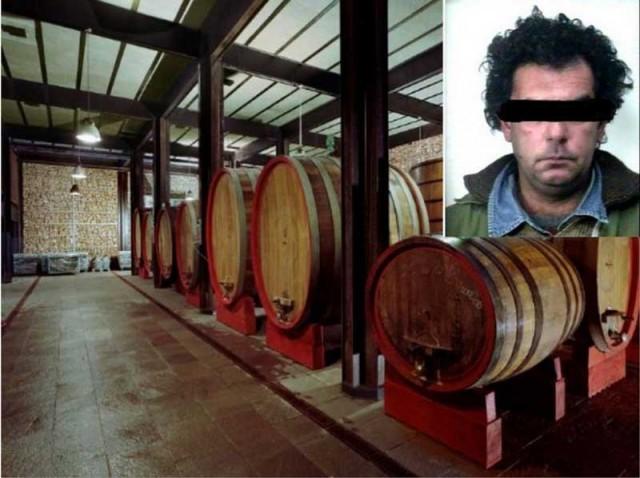 """The """"Brunello Killer"""" Andrea di Gisi"""
