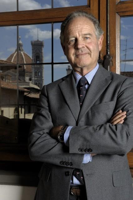 The current head of Antinori, Marchese Piero Antinori