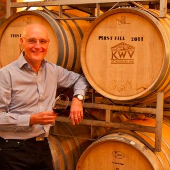 Richard Rowe, chief winemaker at KWV