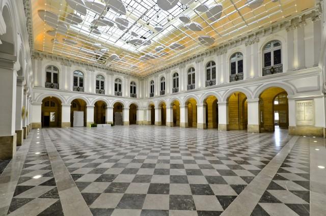 Palais de la Bourse Hall