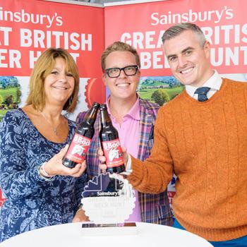Sainsbury's Great British Beer Hunt