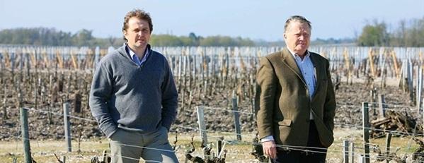 Jacques and Eric Boissenot