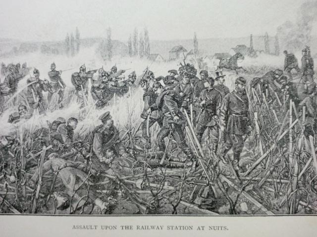 Battle at Nuits-St-G