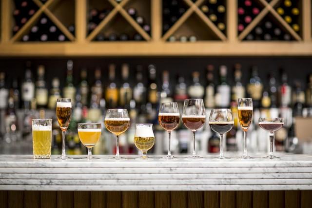 Beer Tasting Glasses 1