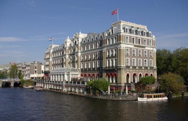 The Amstel hotel, Amsterdam