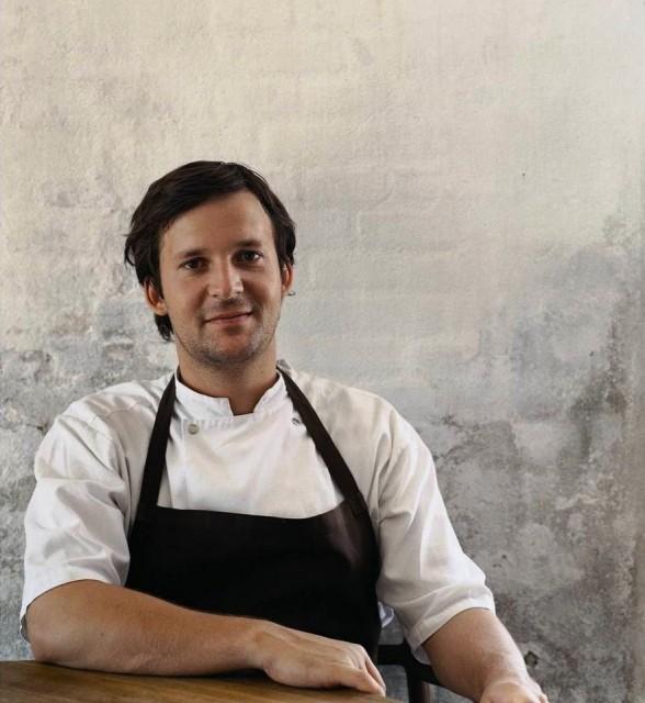 Noma's head chef, René Redzepi