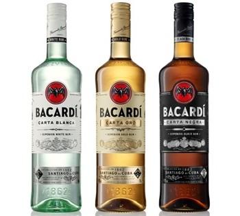 Bacardi's Carta range