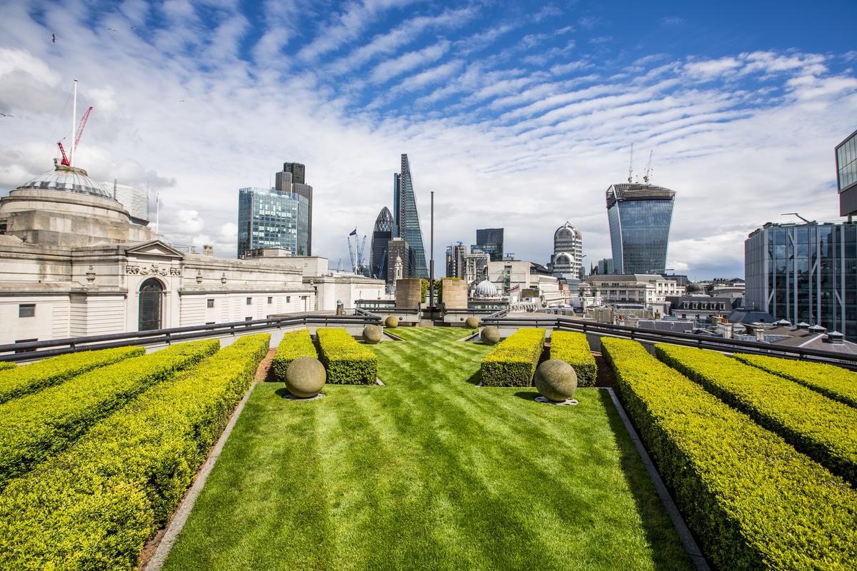 Top 10 London Rooftop Bars