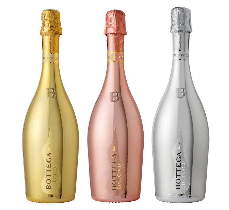 Bottega Prosecco, a recent sparkling success story for Matthew Clark