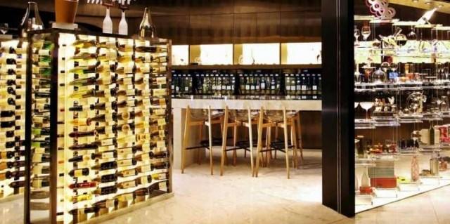 JW Marriott Wine HK