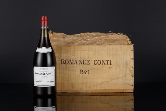 1509HK_Romanee Conti DRC 1971_1.5L_Lot 137