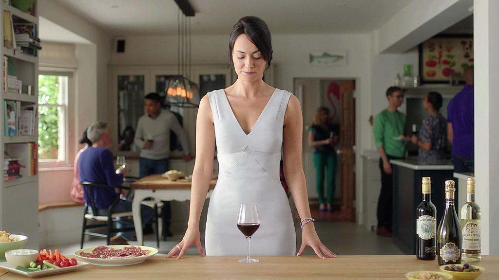 Premier Estates Wine ad still