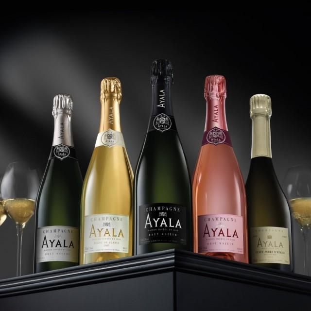 The Ayala range