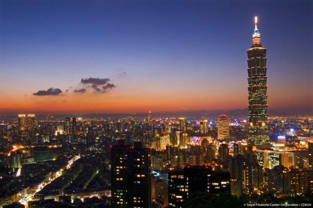 Taipei, the capital city of Taiwan