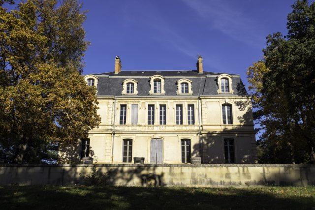 Chateau Belles Eaux was acquired by Les Grands Chais de France earlier this year