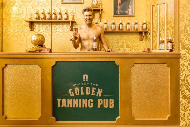 John Smiths Golden Tanning