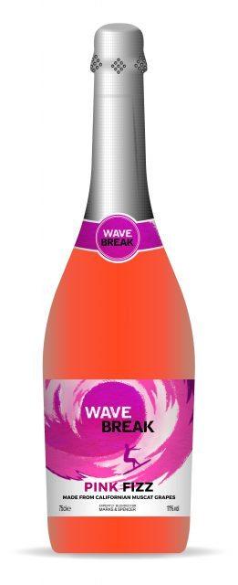 Wave Break Pink Fizz