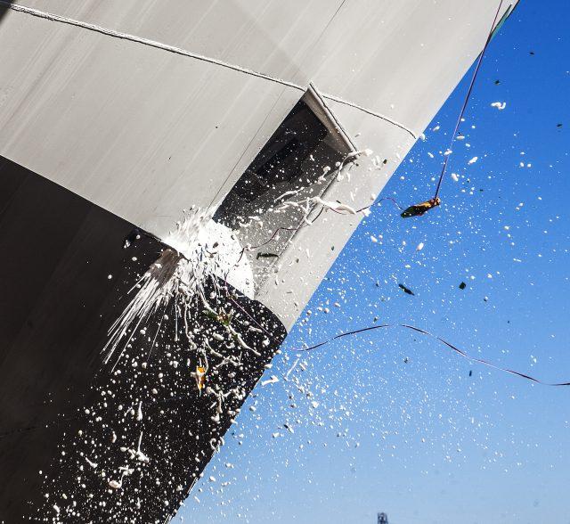 Coastguard Bans Champagne Boat Smash